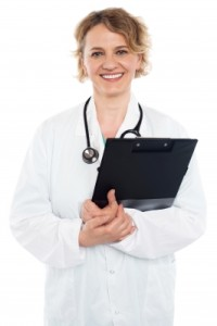 Ženský lékař