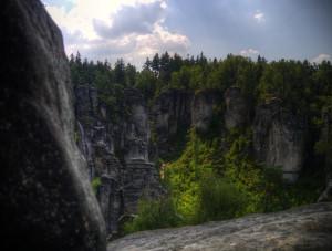 Prachovské skály / Prachov Rocks