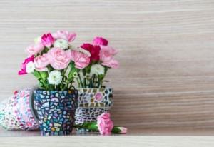dekorace na oživení domácnosti
