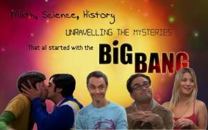 seriál s partou vědců