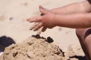 kinetický písek