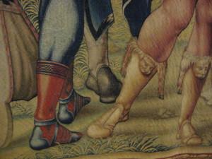 ponožky a sandále