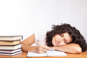 učení spí
