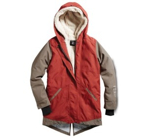 n1shop_bunda Fox Racing Magnitude Jacket Rust